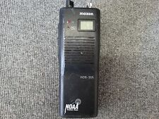 1995 Maxon Systems HCB-30A CB Weather Radio Handheld Portable 40 Channels