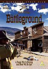 CIMARRON STRIP: THE BATTLEGROUND - DVD - REGION 2 UK