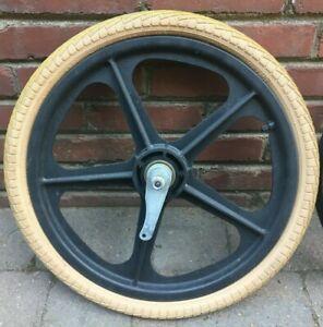 Vintage Skyway Tuff Wheel II (black) Old School BMX coaster brake back wheel