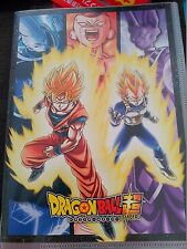 DRAGON BALL Z album for cards clear card collection ensky