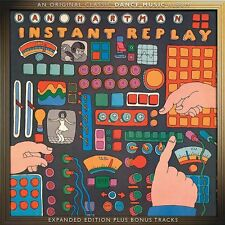 "DAN HARTMAN - INSTANT REPLAY 2016 REMASTERED CD 1978 ALBUM+ BONUS 12"" MIXES"
