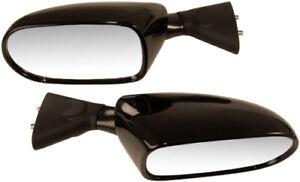 Emgo Replacement Mirror Right Black for Suzuki SV650S 1999-2002 OEM 20-55201