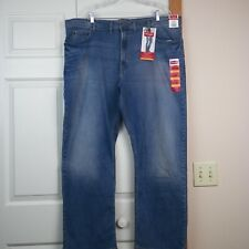 Wrangler Relaxed Boot Mens Jeans 44 X 30 Flex Comfort New With Tags