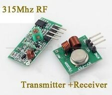 315Mhz RF Wireless Transmitter & Receiver Link Kit Module for Arduino UNO R3