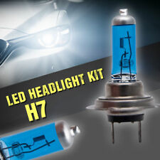 2X H7 12V 100W LED Car Headlight Conversion Globes Bulbs Beam 8500K SUPER BRIGHT
