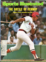 Sports Illustrated Magazine July 7 1975 Fred Lynn Boston Red Sox EX 052616jhe
