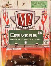 M2 MACHINES AUTO-DRIVERS 1967 CHEVROLET NOVA 09-13 BROWN W+