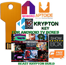 KODI 17.1 KEY FOR ANDROID TV BOX: BEAST + MODBRO & MORE!