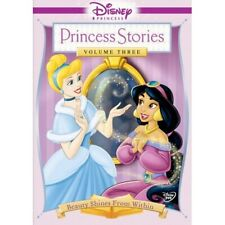[DVD] Princess Stories Volume 3: Beauty Shines From Within