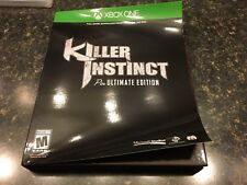 (NO GAME) Killer Instinct [Pin Ultimate Edition] (Xbox One, 2013)