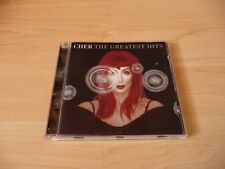 CD Cher - The Greatest Hits - 1999 - 19 Songs