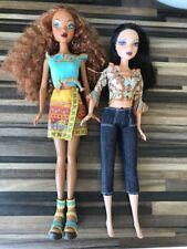 My scene Barbie MADISON Jammin in Giamaica & Nolee (Westley)