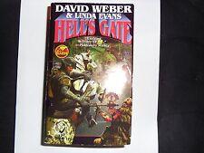 DAVID WEBER & LINDA EVANS – Hell's Gate, Multiverse #1 (Paperback, 2008)