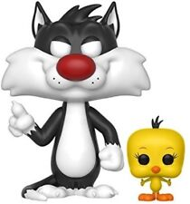 FUNKO POP! ANIMATION: Looney Tunes - Sylvester & Tweety [New Toy] Vinyl Figure
