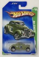 2009 Hot Wheels Treasure Hunts Neet Streeter Limited Edition International Card