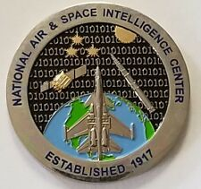 US Air Force National Air & Space Intelligence Center Est. 1917