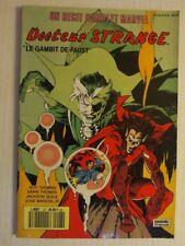Docteur Strange. Voleur d'âmes !. Le Gambit de Faust N° 27 de 1990. Semic France