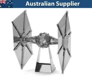 3D Metal Model Kit, Laser Cut, The Iconic Tie Fighter.