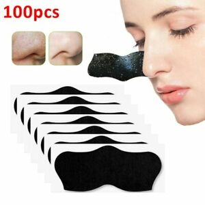 Blackhead Remover mask Cleansing Purifying Nose Deep Facial Treatment 100 Strips