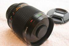 Canon Eos Fit 500mm lente de espejo para 550D 600D 650D 700D 750D 800D 1000D 7D 6D