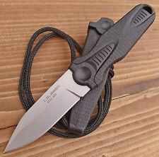 HERBERTZ - Messer - NECK KNIFE - Fingermesser - HALSMESSER + SCHEIDE 108307