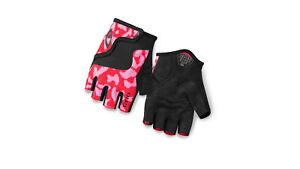 Giro Cycling Gloves Glove Bravo Jr Pink Breathable Robust