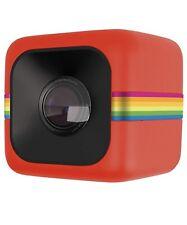 Polaroid Cube HD Action Video Camera Digital Manu image-Red/Black-NEW!!