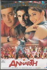 Annarth - sanjay dutt, Sunil Shetty   [Dvd] 1 st Edition  Released
