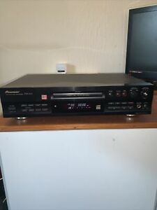 PIONEER PDR-509 CD Player / CD Recorder - BLACK - Working Cheap