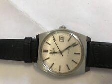 Vintage Omega Geneve Automatic,Date Ref:166.0116 Mens Steel Watch.