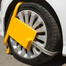 FORT KNOX HEAVY DUTY WHEEL LOCK SECURITY CLAMP B77095 CAR VAN CARAVAN MOTORHOME