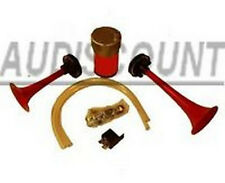 Avertisseur pneumatique 12 V klaxon pour auto voiture 2 tons neuf 48