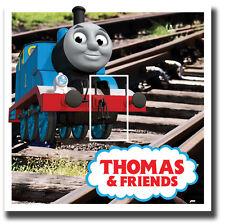 Thomas the Tank Engine Light Switch Vinyl Sticker Cover Skin