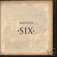Mansun Six RARE 1998 PROMO DJ RADIO CD Single MINT