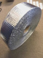 "ROLL OF DOUBLE FOIL, REGULAR BUBBLE INSULATION WRAP 3.5"" X 125' X 3/16"""