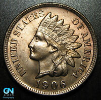 1906 Indian Head Cent Penny  --  MAKE US AN OFFER!  #P9683