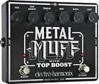 Electro-Harmonix Metal Muff with Top Boost Distortion - NOS - Made in NYC for sale