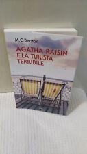 M.C.BEATON AGATHA RAISIN E LA TURISTA TERRIBILE