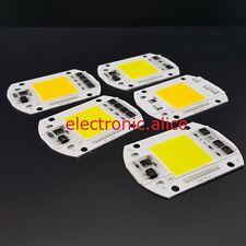 20W 30W 50W LED Floodlight COB Chip 220V Input Integrated Smart IC Driver