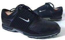 Nike Golf Nike Zoom Black Leather Soft Spike Golf Shoes Men's Size 10W
