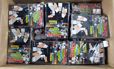 LOT OF (20) 1990-91 Panini Hockey Sticker Boxes ^ 2,000 Packs ^ Wayne Gretzky