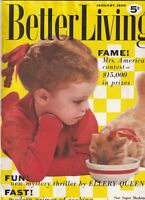 Better Living Mag Mrs. America Contest January 1956 092619nonr