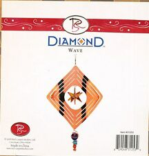 Red Carpet Studios Diamond Wave Wind Spinners - Star 31253