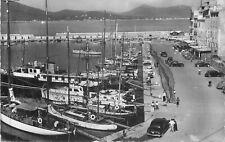 SAINT TROPEZ les quais du port