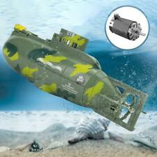 Mini Simulation Military Remote Control 6 Channel 40Mhz Submarine Toy Model New