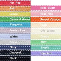 5 Yards Elastic Lace Trim Frilly Spandex Tutu Headband DIY Clothing Sewing Edge