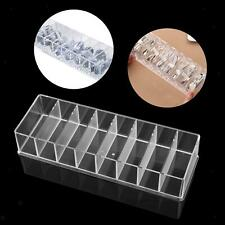 Desktop Electronic Organizer Box with 8 Cells Waterproof for Data Cable