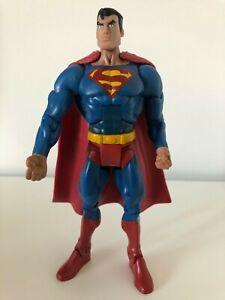 DC Universe Classic Superman Batman Public Enemies Superman Action Figure