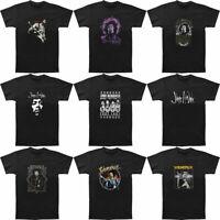 Jimi Hendrix Music Men's T Shirt Black