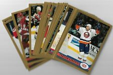 1999-00 O-pee-chee Hockey Complete Set #1-286+ Checklists
